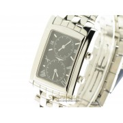 LONGINES Dolcevita Dual TIme acciaio L56614752 new