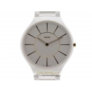 Rado True Thineline ceramica bianca R27957102
