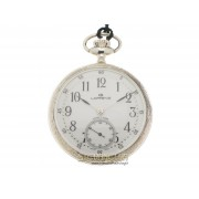 Lorenz pocket watch argento carica manuale  012112BZ.