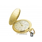 Lorenz pocket watch con coperchio placcato oro 12117BX.
