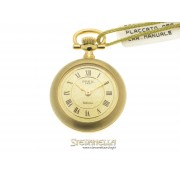 Breil pocket watch placcato oro giallo con rosa