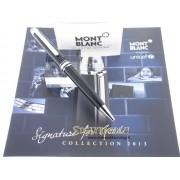 Montblanc collezione Unicef Meisterstuck sfera classic ref. 109355 nuova full set
