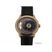 Audemars Piguet Millenary 4101 Automatic ref. 15350OR.OO.D093CR.01 oro rosa 18 kt nuovo full set