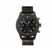 IWC Pilot's Chronograph Saint Exupery THE LAST FLIGHT ref. IW388004 nuovo full set