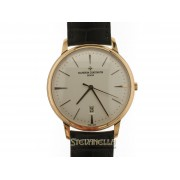 Vacheron Constantin Patrimony Automatic 40mm ref. 85180/000R-9248 rose gold 18kt nuovo full set