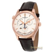 Jaeger LeCoultre Master Control Geographic ref. Q1422521 oro rosa 18kt nuovo full set