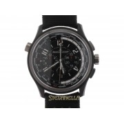Jaeger LeCoultre Amvox5 Worldtime Chronograph ref. Q193A470 nuovo full set