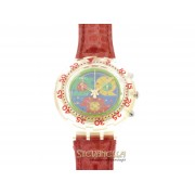 SWATCH Aquachrono Lillibeth quarzo new