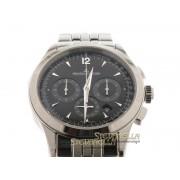 Jaeger LeCoultre Chronograph ref. Q1538171 nero nuovo full set