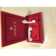 Kit Rolex espositore originale misura piccolo rosso