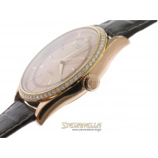 Rolex Cellini oro rosa 18kt diamanti ref. 50705RBR nuovo full set