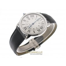 Cartier Ronde Solo Automatic 42mm ref. WSRN0022 nuovo full set