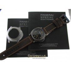 Panerai Luminor Black Seal Special Edition ref. Pam00594 nuovo full set