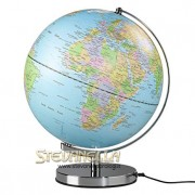 "Wild & Wolf Classic 12"" Globe"