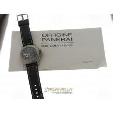 Panerai Submersible Diver Professional ref. PAM00025 titanio trizio full set