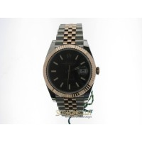 Rolex Datejust 2 ref. 126331 Chocolate Jubilee nuovo full set