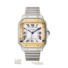 Cartier Santos Medium Midsize ref. W2SA0007 nuovo