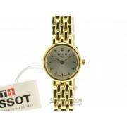 Tissot Lovely PVD dorato T058.009.33.031.00 new
