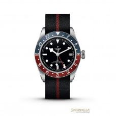 Tudor Black Bay GMT ref. 79830-0003 tessuto nuovo