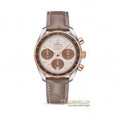 Omega Speedmaster 38 Chronograph Co-axial ref. 324.23.38.50.02.002 nuovo