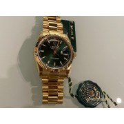 Rolex Daydate 36mm Green ref. 118238 nuovo