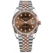 Rolex Datejust 2 ref. 126331 Chocolate Diamanti  Jubilee