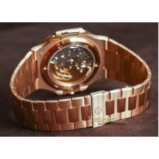 Bracciale oro rosa 18kt Patek Philippe Nautilus referenza 5711 5712 nuovo