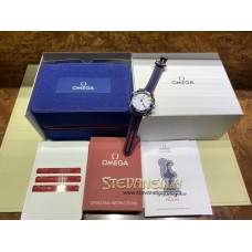 Omega Seamaster Planet Ocean 600m America's Cup Limited ref. 21532432104001 nuovo