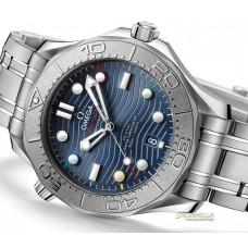 Omega Seamaster Diver 300 M Beijing 2022 ref. 52230422003001 nuovo
