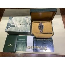 Rolex Airking ref. 14000M Oyster nero full set