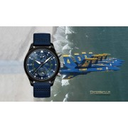 IWC Blue Angels Pilot's Edition Chronograph ref. IW389008 nuovo