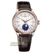 Rolex Cellini Moonphase ref. 50535 oro rosa 18kt nuovo