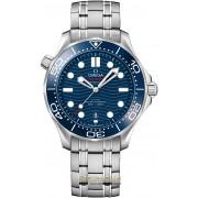Omega Seamaster Diver 300 M blu ref. 21030422003001 nuovo